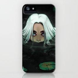 Drowned - slavic demon iPhone Case