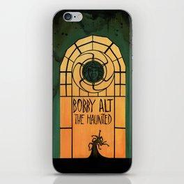 The Haunted (Bobby Alt) iPhone Skin