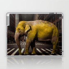 Elephant in New York Laptop & iPad Skin