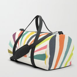 Rainbow ray Duffle Bag