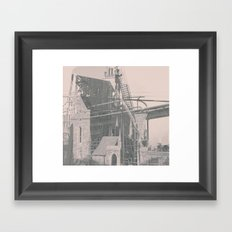 circa Framed Art Print