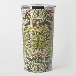 Earth Tapestry Travel Mug