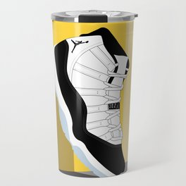 Air Jordan XI Illustration Travel Mug