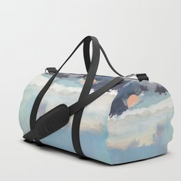 Mountain Dream Duffle Bag