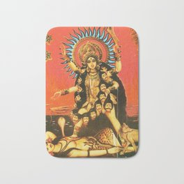 Hindu - Kali 5 Bath Mat