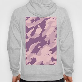Colorful Marble Modern Light Rose Color Hoody