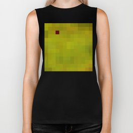 Re-Created Colored Squares No. 38 by Robert S. Lee Biker Tank