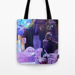 Slow Smooch Tote Bag