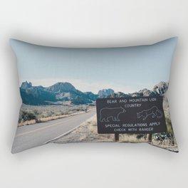 Chisos Country Rectangular Pillow