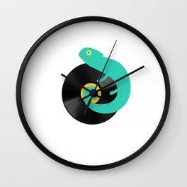 Chamaleon Wall Clock