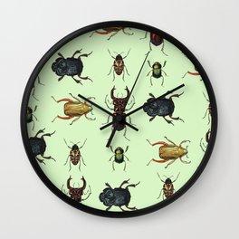 Beatlejuice Wall Clock