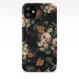 Midnight Garden XIV iPhone Case