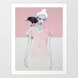 Pracilla Art Print