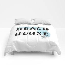 Beach House Decor Comforters
