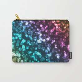 Colourful.  Carry-All Pouch