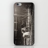 horses iPhone & iPod Skins featuring Horses by Kimberley Britt