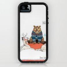 Bear Sleigh Adventure Case iPhone (5, 5s)