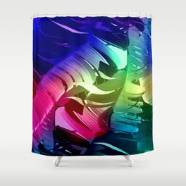 On The Other Side Shower Curtain