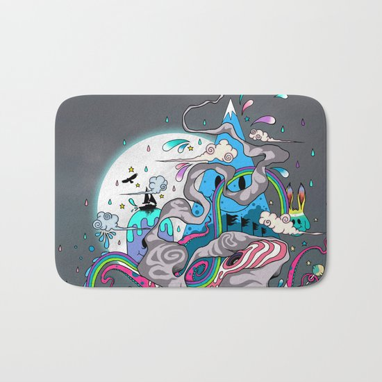 Pipe Dreams Bath Mat
