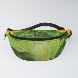 Sunflower's other side Fanny Pack
