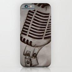 Microphone iPhone 6s Slim Case
