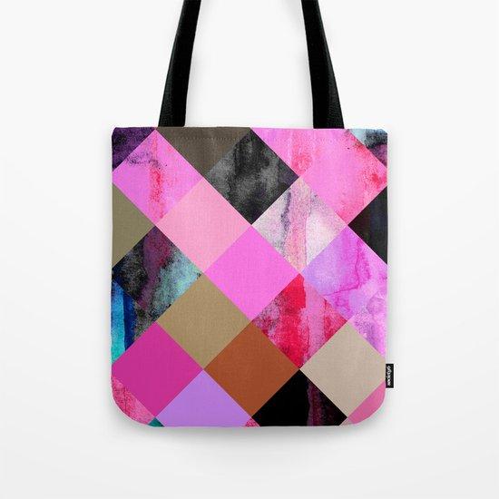 colour + pattern 14 Tote Bag