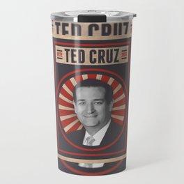 Vote Ted Cruz 2016 Travel Mug