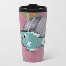 The eternal quest for happiness Travel Mug