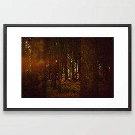 | B R E A T H E | Framed Art Print