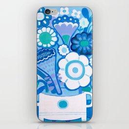 Ibiza Bouquet iPhone Skin