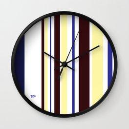 Kirovair Blocks Folklore #minimal #design #kirovair #decor #buyart Wall Clock