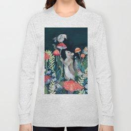 Mushroom garden Long Sleeve T-shirt