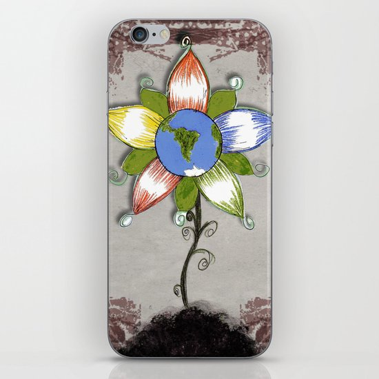 WORLD iPhone & iPod Skin