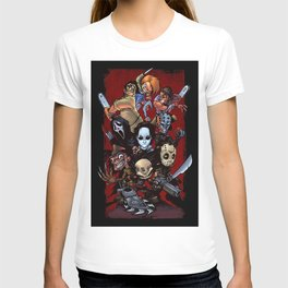 Horror Guice T-shirt