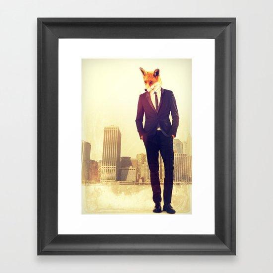 Fantastic Framed Art Print