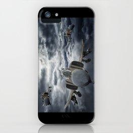 The Phantom menace iPhone Case