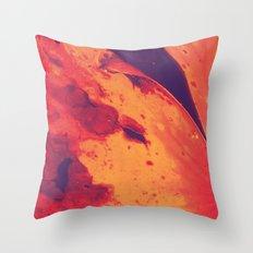 Nymphaea Throw Pillow