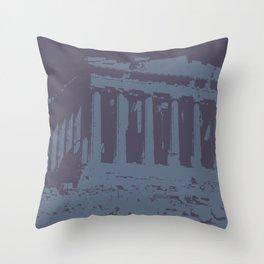 ATHENS1 Throw Pillow