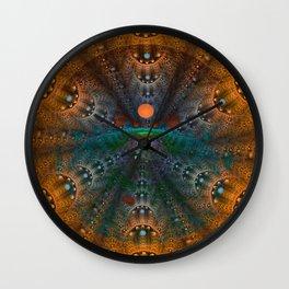 Base Station Alien Wall Clock