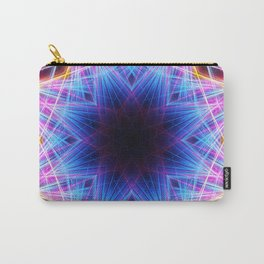 Energy Lasers Mandala Carry-All Pouch