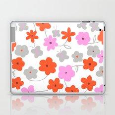 Big Flowers Laptop & iPad Skin