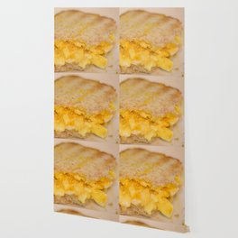 Egg salad with Oatmeal Toast Wallpaper