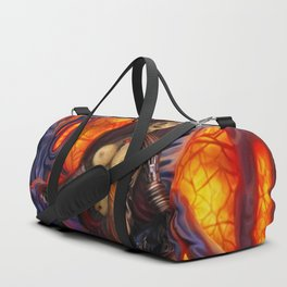 Domination queen Duffle Bag