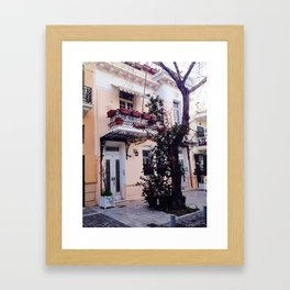 You Ever Fall In Love with Other People's Homes? Framed Art Print