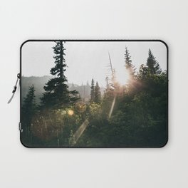 Sunny Forest II Laptop Sleeve