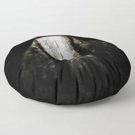 Only a little light Floor Pillow