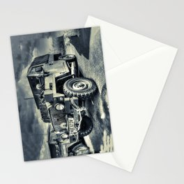The Defender Stationery Cards