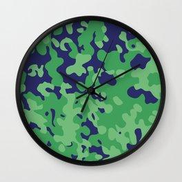 CAMO04 Wall Clock