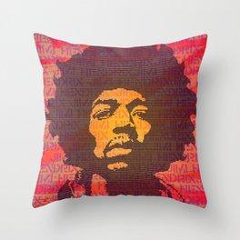 JIMI0303 Throw Pillow