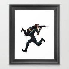 Dammit Steve Framed Art Print